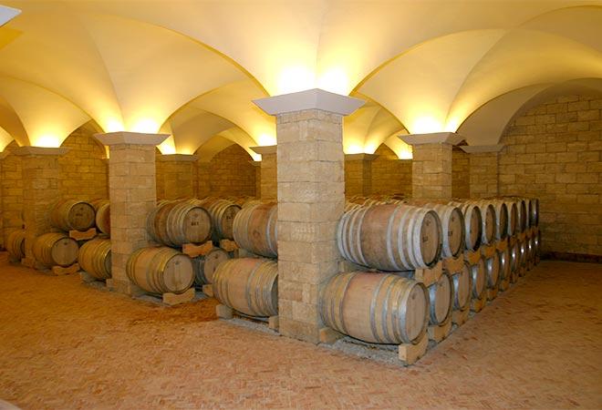Restructuration cave vinicole Celliers de Meknes chai Maitrise d'oeuvre viticole INGEVIN